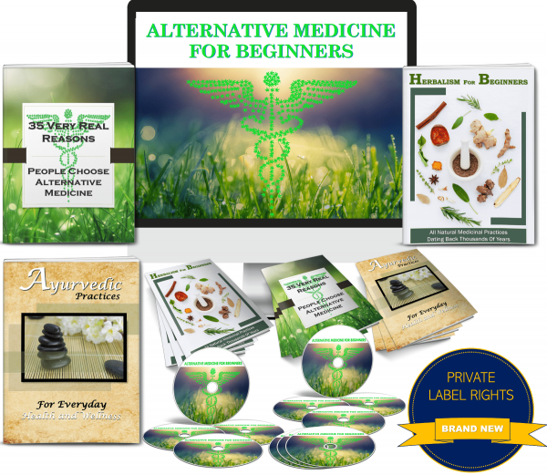 Alternative Medicine For Beginners PLR