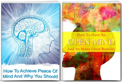 open mind and peace of mind reports articles plr