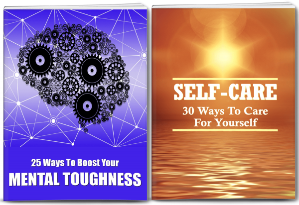 mental toughness and self-care PLR