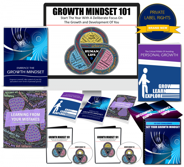 Growth Mindset PLR