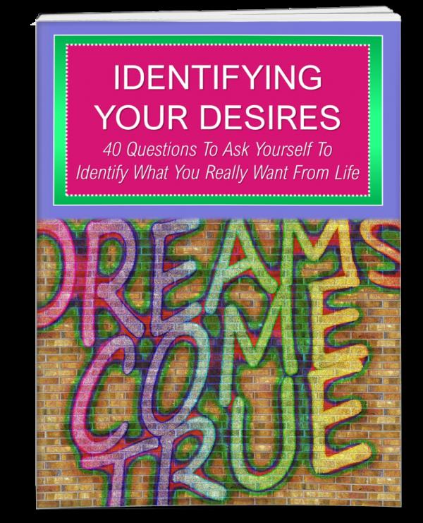 Identify Desires/Make Better Decisions PLR