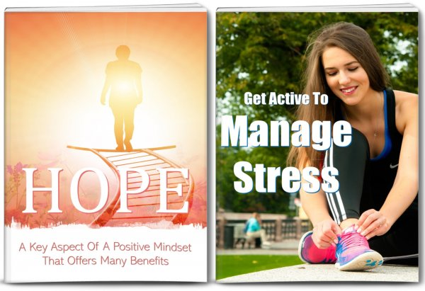 hope and stress management PLR