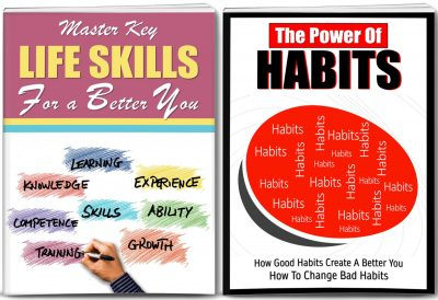 master life skills giant content pack with PLR rights