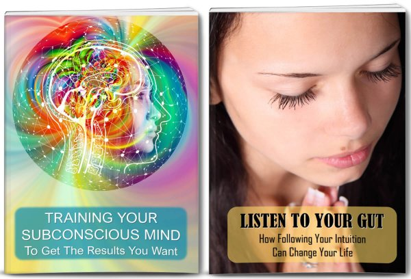 Training Your Subconscious Mind and Listen To Your Gut PLR