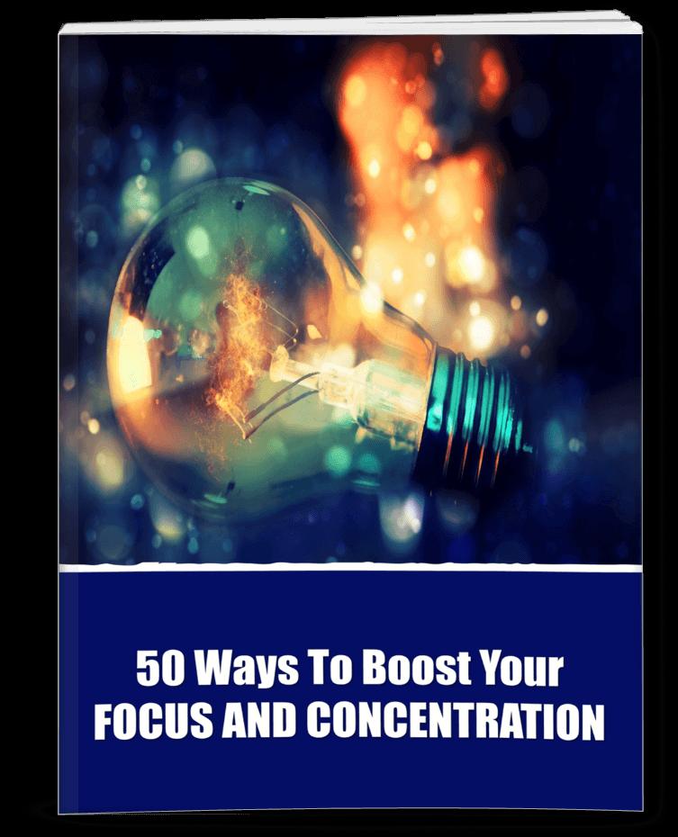 Self Concept, Boost Focus Personal Development PLR