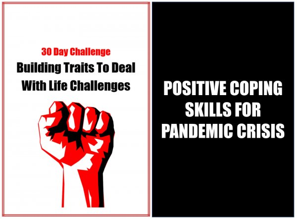 Dealing With Pandemic And Life Challenges Solutions Content PLR