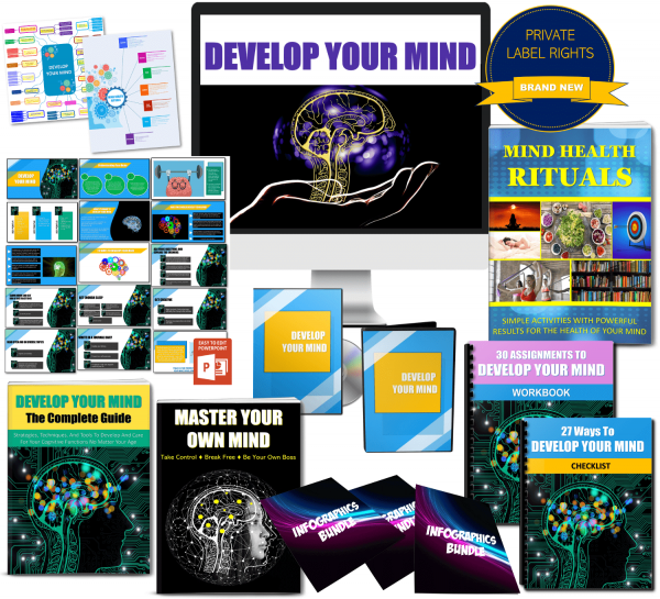 Develop Your Mind Content PLR