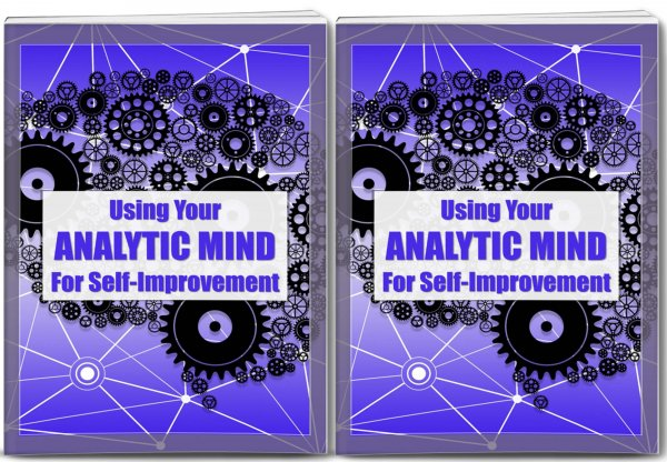 Using Your Analytic Mind For Self Improvement And Coping With Pandemic PLR