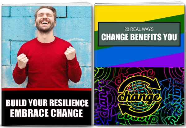 Dealing With Change, Resilience PLR
