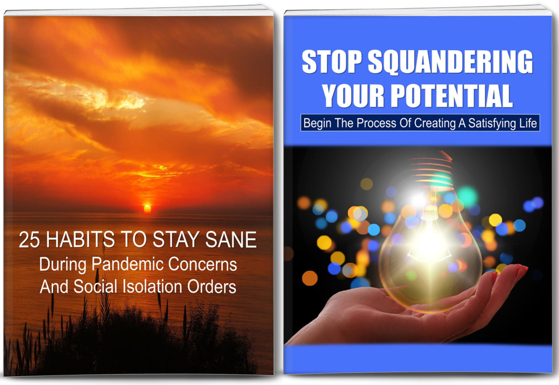 amalytic mind for self improvement and pandemic mental health plr