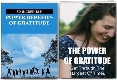 Gratitude And Its Benefits PLR