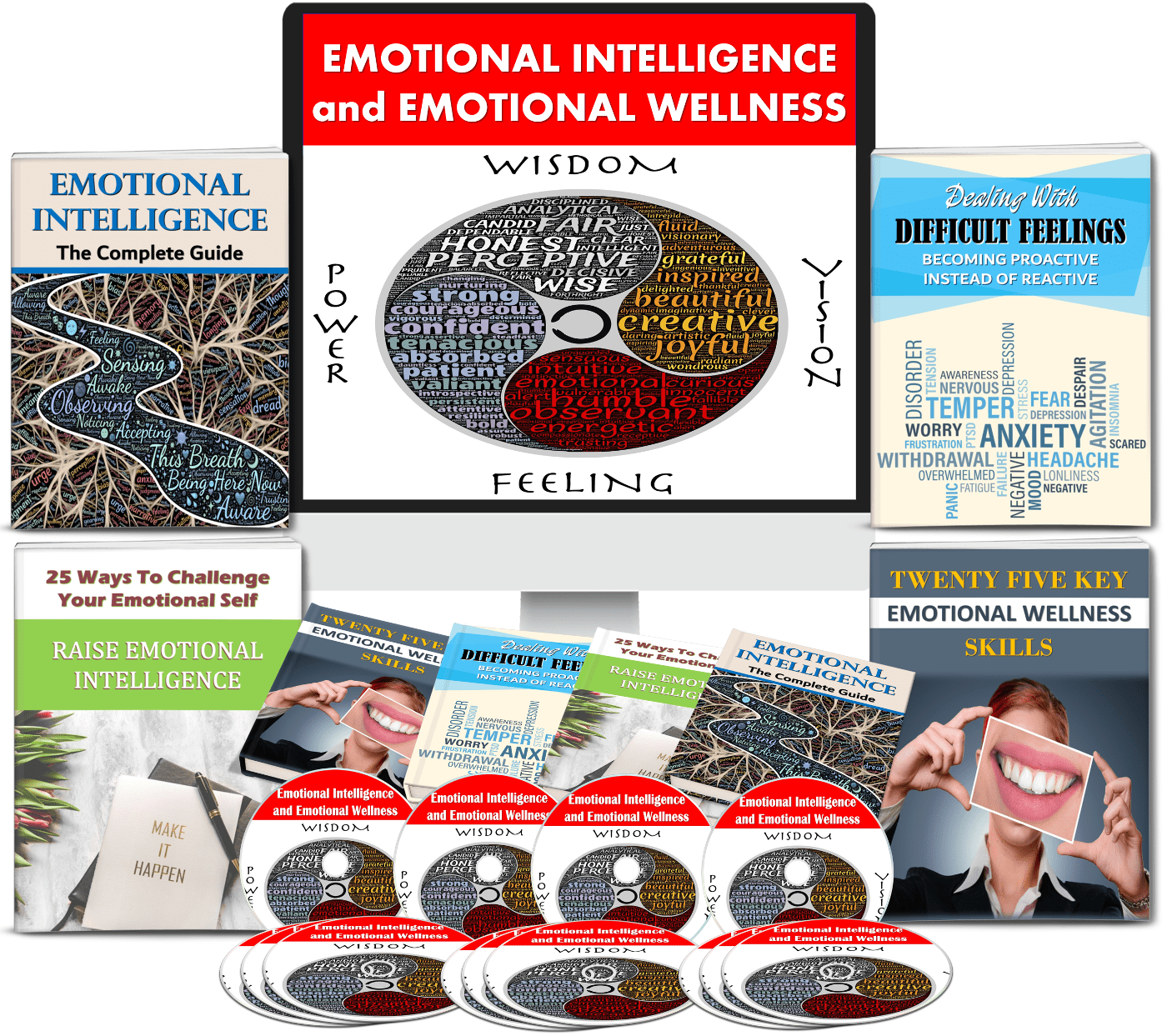 emotional intelligence content pack with PLR rights