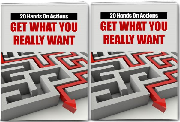 Get What You Want PLR