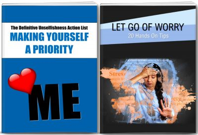 Stop Worry/Making Yourself A Priority Content