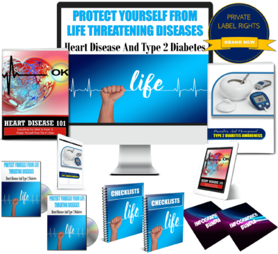 Protect Yourself From Life Threatening Diseases: Heart Disease And Type 2 Diabetes PL