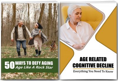 Cognitive Decline And Defy Aging PLR