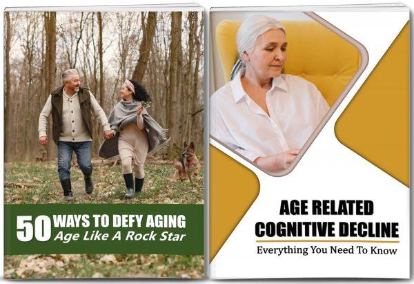 Cognitive Decline And Defy Aging PLR