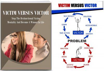 overcome victim mentality PLR