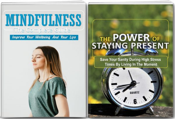 Mindfulness And Stay Present Giant PLR Mindfulness And Stay Present Giant PLR