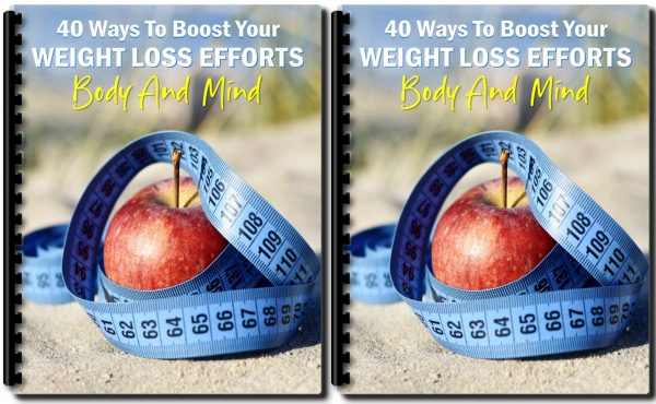 Boost Your Weight Loss Efforts Private Label Rights