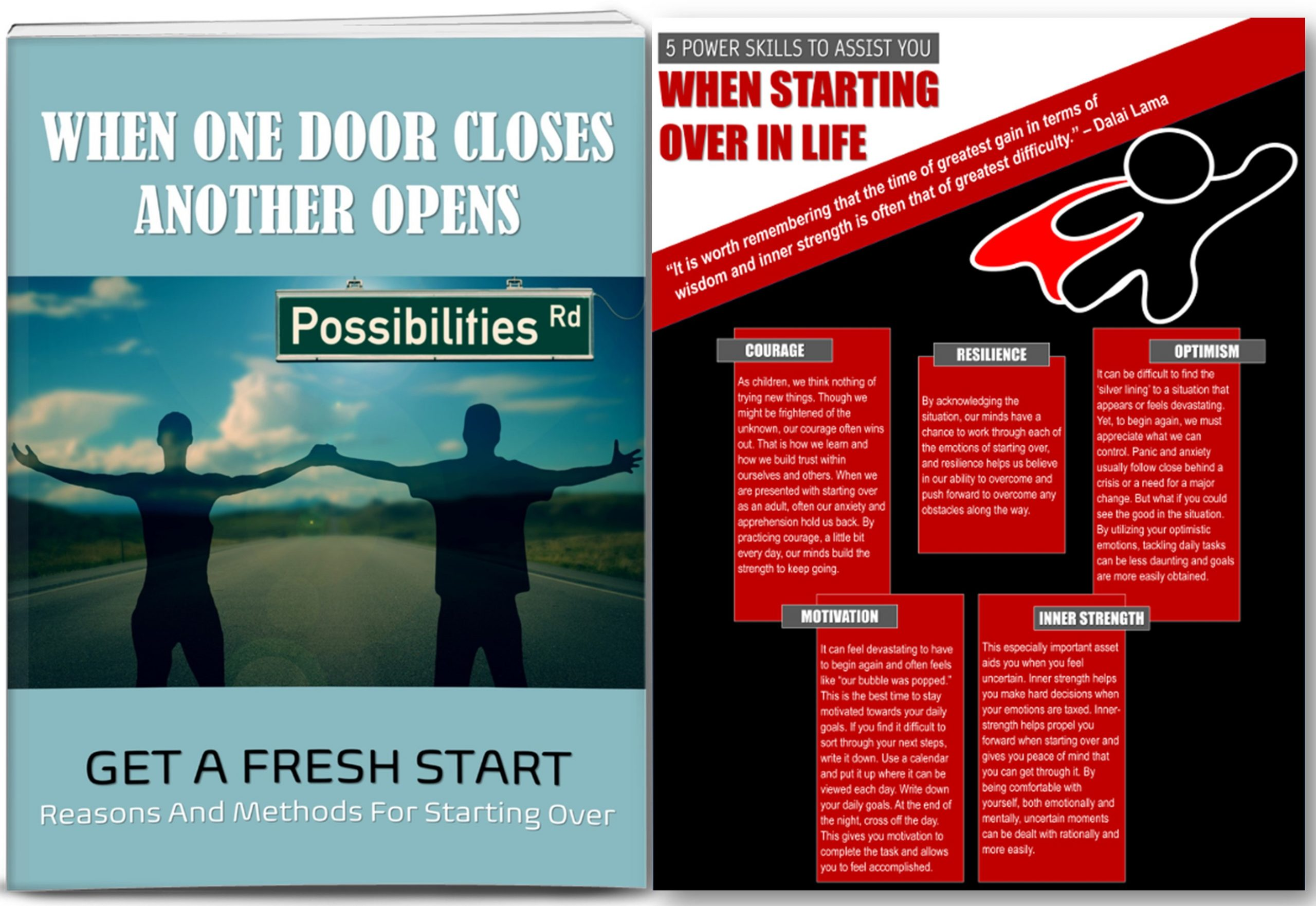Make A Fresh Start PLR