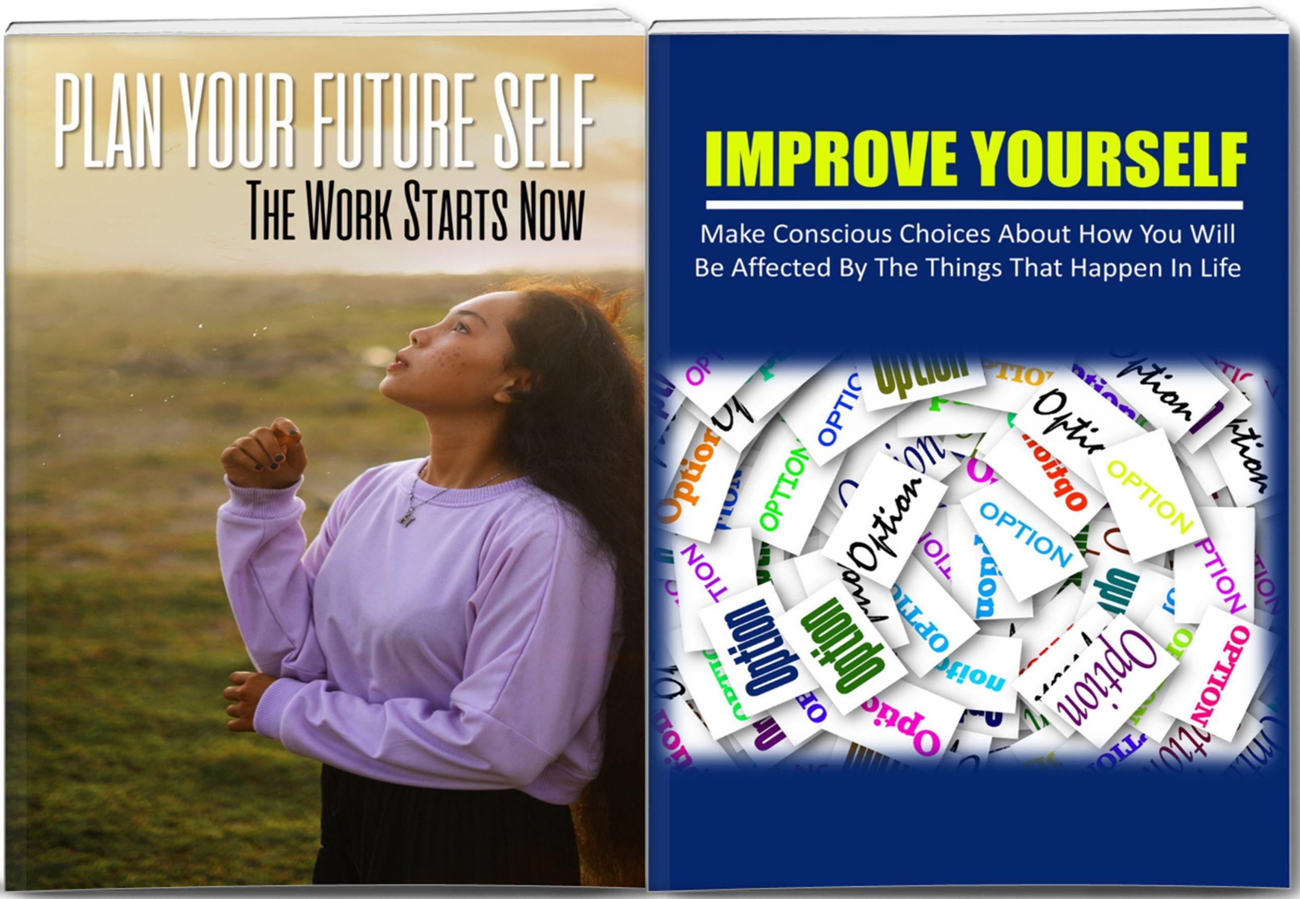 Planning Your Future Self PLR