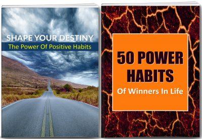 The power Of Habits PLR