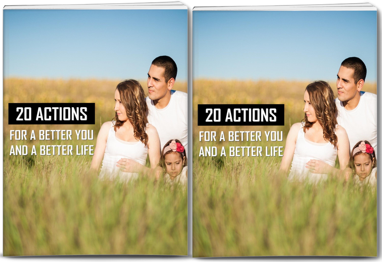 Action For Better Life PLR