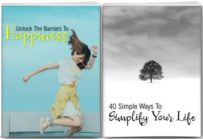 Happiness and Simple Life PLR