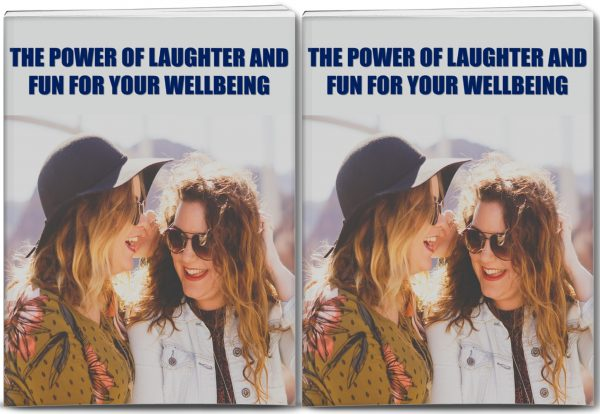 Fun and Laughter For Wellbeing PLR